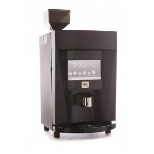 Maisy Moo bean-to-cup coffee in black