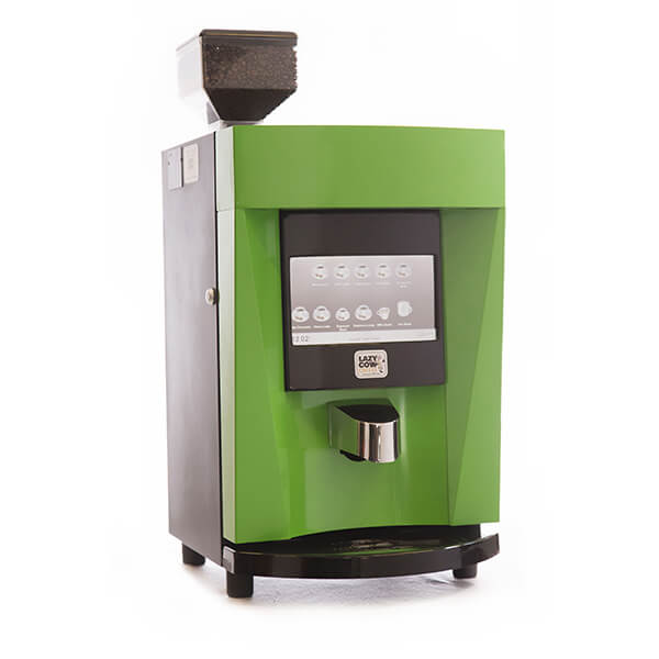 Maisy Moo bean-to-cup coffee in green