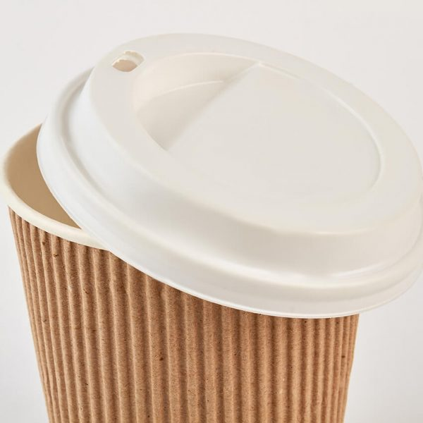 Coffee cup lids