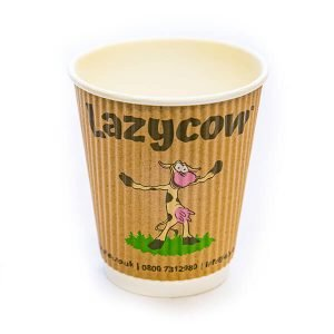lazy cow cup 12oz