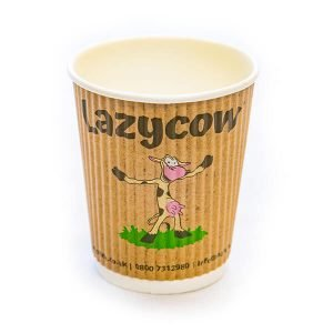 lazy cow cup 8oz