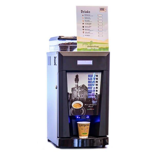Lilly coffee machine